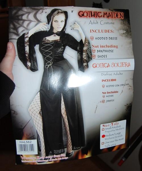 Halloween Kostymet